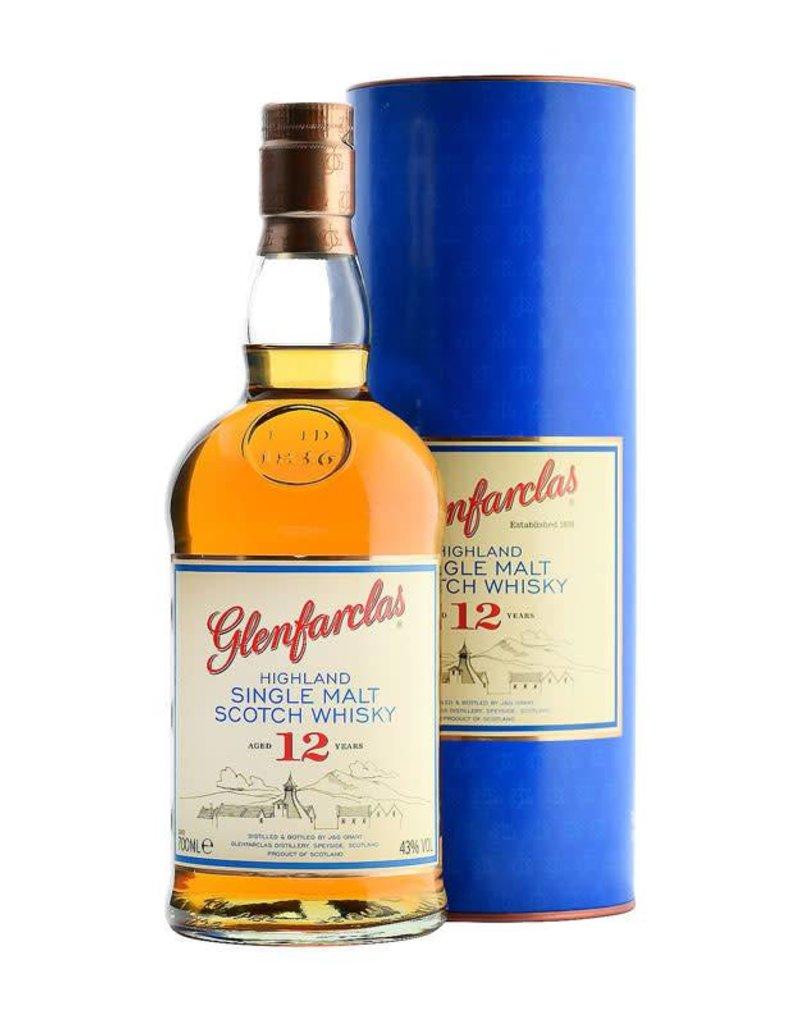 Glenfarclas Glenfarclas 12 year old Highland Single Malt Scotch  750 ml