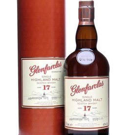 Glenfarclas Glenfarclas 17 year old Highland Single Malt Scotch  750 ml