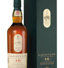 Lagavulin Lagavulin 16 Year Old Islay Single Malt Scotch 750 ml