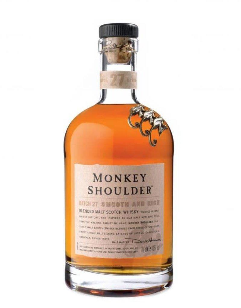 William Grant Monkey Shoulder Blended Scotch  750 ml