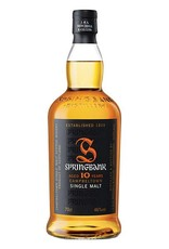 Springbank Springbank 10 year old Campbeltown Single Malt Scotch 750 ml