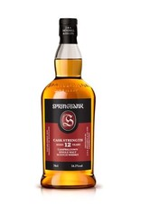 Springbank Springbank 12 year old Cask Strength Campbeltown Single Malt Scotch  750 ml