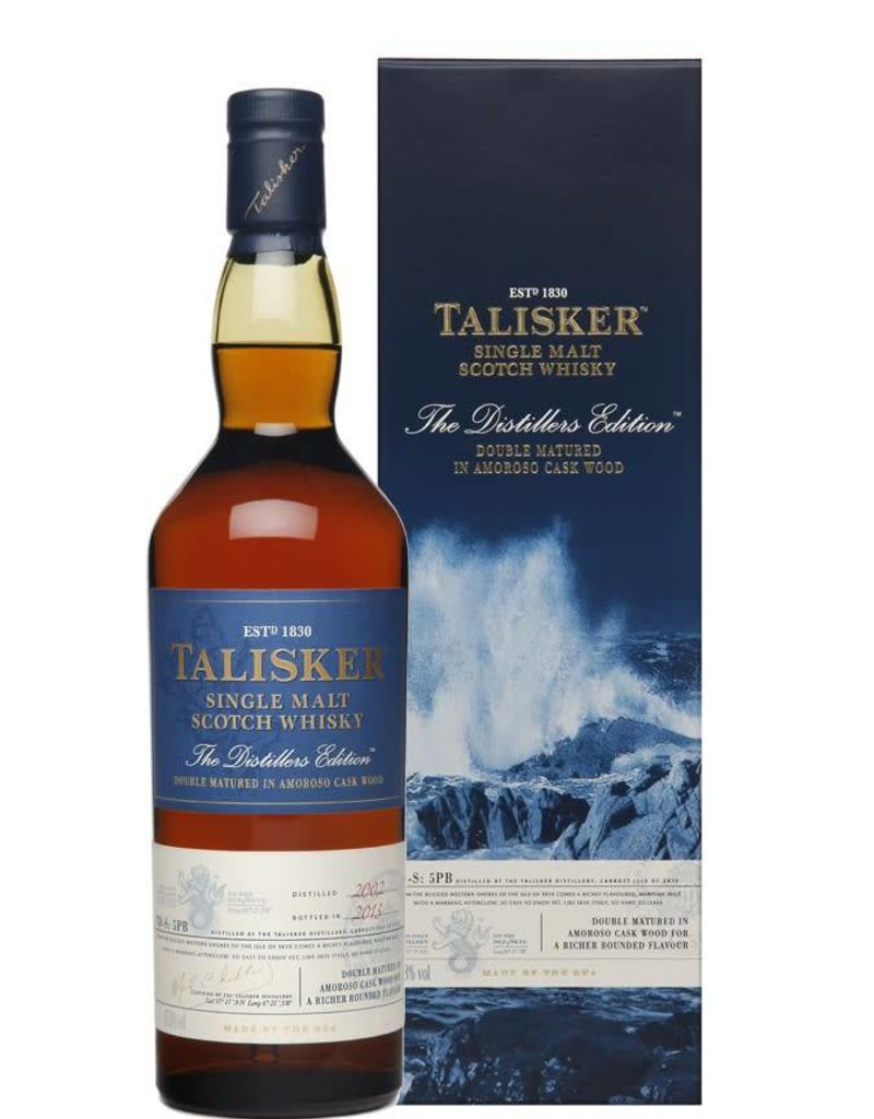Talisker Talisker 10 year old Isle of Skye Single Malt Scotch 750 ml