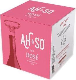 Ah-So Ah-So Rosé Navarra  4 pack 200 ml