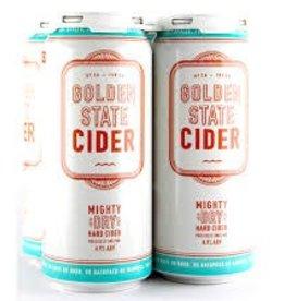 Golden State Cider Golden State Mighty Dry Cider 4 pack 16 oz