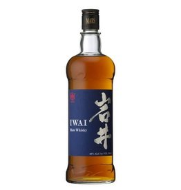 Mars Mars Shinshu Iwai Japanese Whisky  750 ml