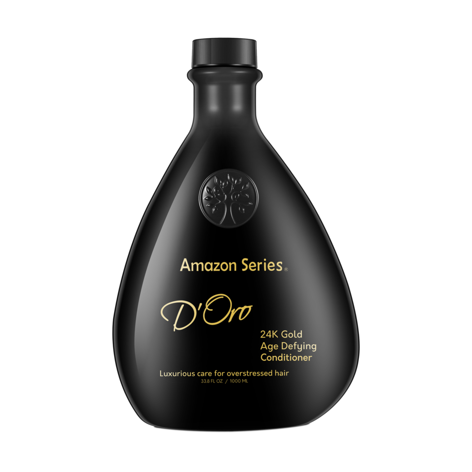 D'Oro 24K Gold Age Defying Conditioner 300ml