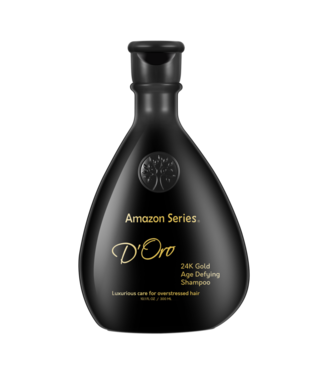 D'Oro 24K Gold Age Defying Shampoo 300ml