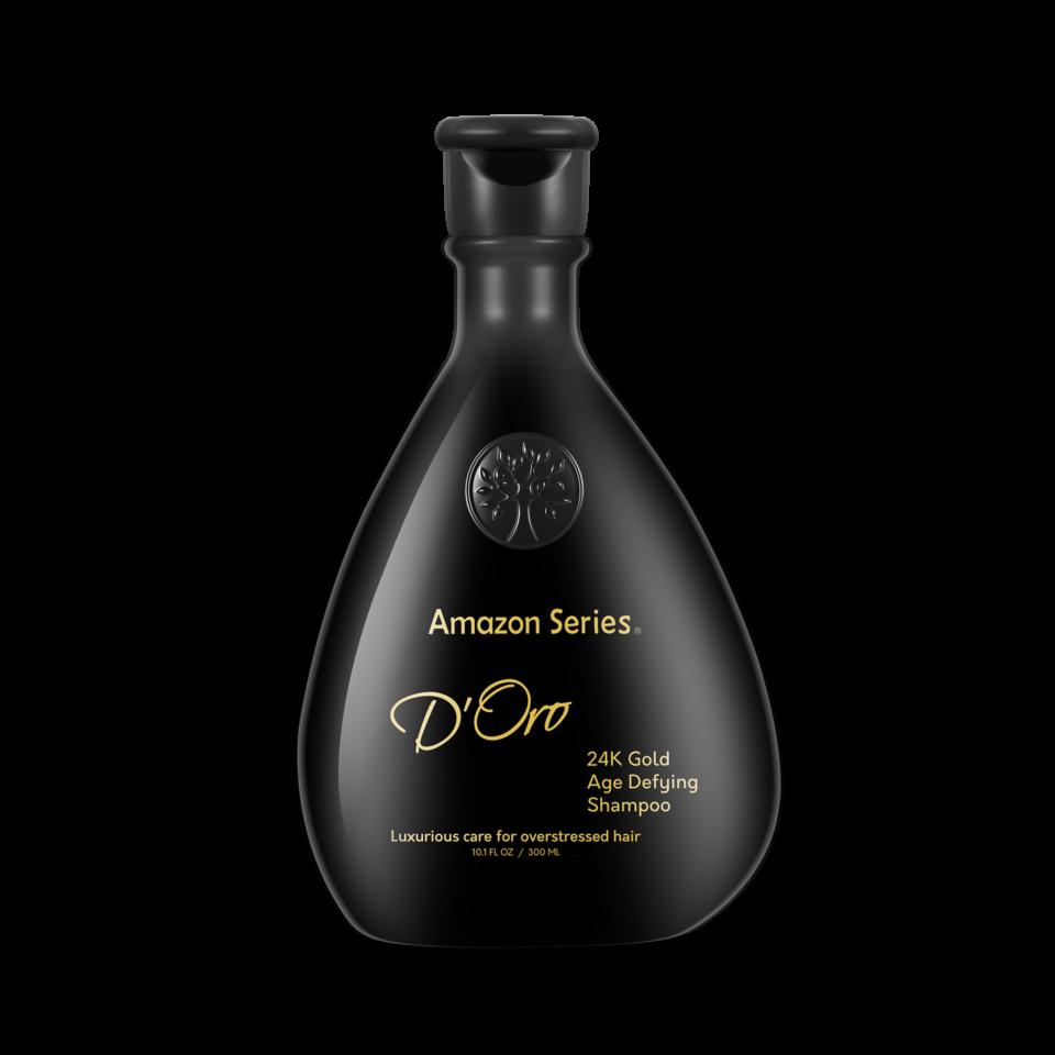 D'Oro 24K Gold Age Defying Shampoo 300ml