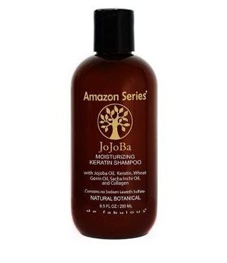 JoJoBa Moisturizing Keratin Shampoo 250ml
