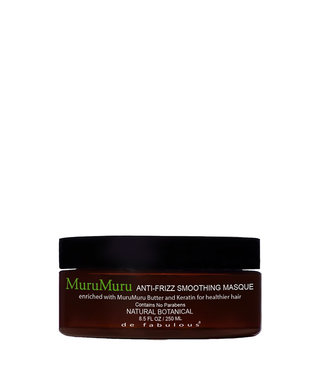 MuruMuru Anti-Frizz Smoothing Masque  250ml