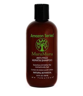 MuruMuru Anti-Frizz Keratin Shampoo 250ml