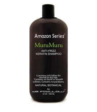 MuruMuru Anti-frizz Keratin Shampoo 1L