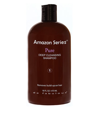 Pure  Deep Cleansing Shampoo 473ml