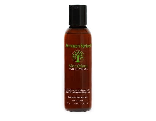 Amazon Series MuruMuru Hair & Hand Oil 4 fl oz