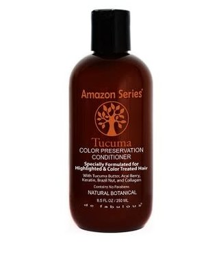 Amazon Series Tucuma Colour Preservation Conditioner  250ml