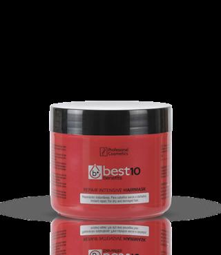 Profesional Cosmetics BEST10 Intensive Repair MASK 500ml