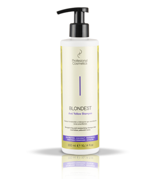 Profesional Cosmetics Blondest Anti-Yellow Shampoo 1000 ml