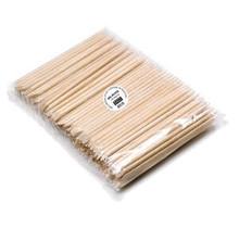 """SMALL WOOD STICKS PKG 4.5""""  144/bag"""