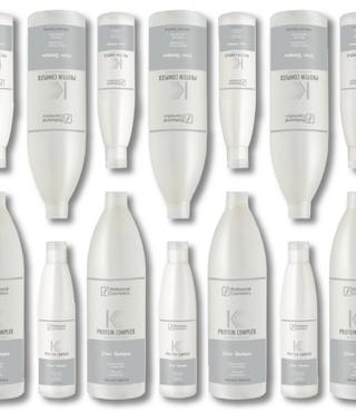 PROTEIN COMPLEX Shampoo 1 liter SILVER