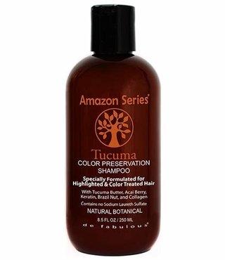 Amazon Series Tucuma Colour Preservation Shampoo  250ml