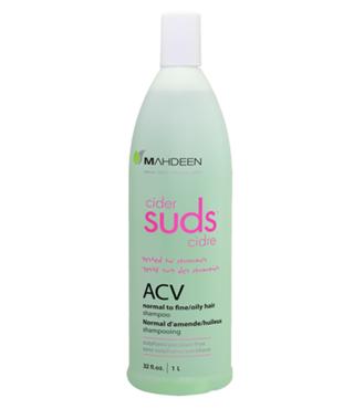 Mahdeen Cider Suds Shampoo 1L