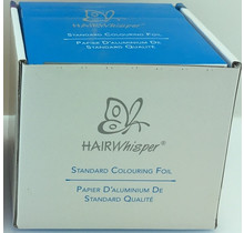 HairWhisper 5lb Foil