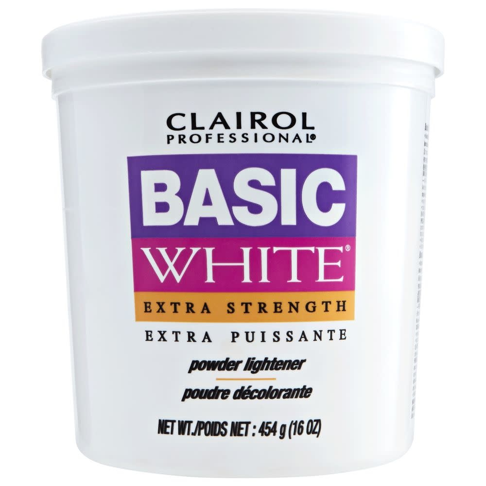Clairol Professional Basic White Extra Strength Powder 1lb
