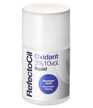 Oxidant 3% (10Vol) Developer Liquid & Cream