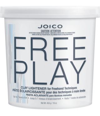 Joico Free Play Clay Lightener 454g
