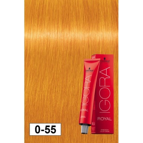 0-55 Gold Concentrate 60g - Igora Royal by Schwarzkopf