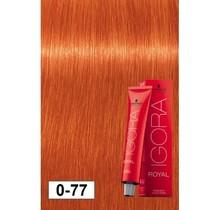 0-77 Orange Concentrate 60g - Igora Royal by Schwarzkopf