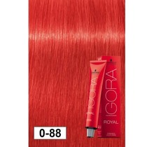 0-88 Red Concentrate 60g - Igora Royal by Schwarzkopf
