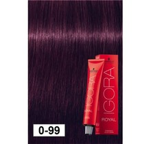 0-99 Dark Violet Concentrate 60g - Igora Royal by Schwarzkopf
