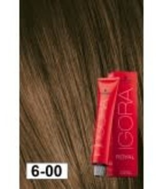6-00 Dark Blonde Extra 60g - Igora Royal by Schwarzkopf