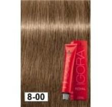 8-00 Light Blonde Extra  60g - Igora Royal by Schwarzkopf