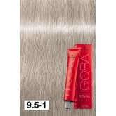 9.5-1 Extreme Light Ash Blonde 60g - Igora Royal by Schwarzkopf