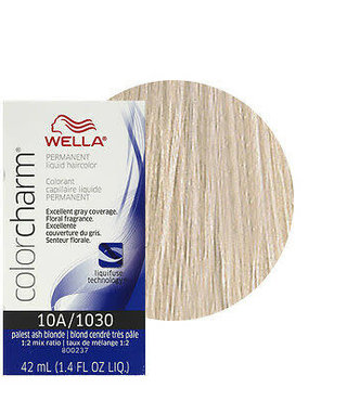 Color Charm Permanent Liquid Hair Colour by Wella
