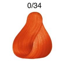 Color Touch 0/34 Orange Special Mix Demi-Permanent Hair Colour 57g
