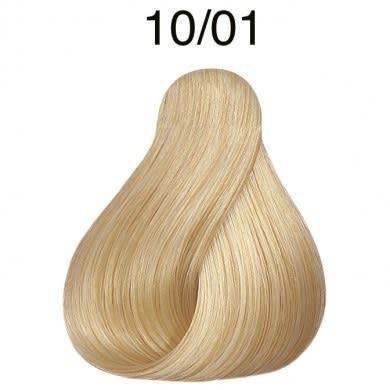 Color Touch 10/01 Lightest Blonde/Natural Ash Demi-Permanent Hair Colour 57g