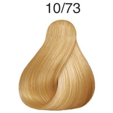 Color Touch 10/73 Lightest Blonde/Brown Demi-Permanent Hair Colour 57g