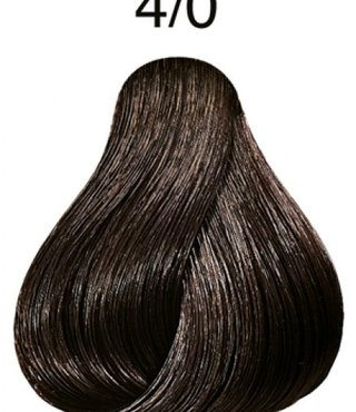 Color Touch 4/0 Medium Brown/Natural Demi-Permanent Hair Colour 57g