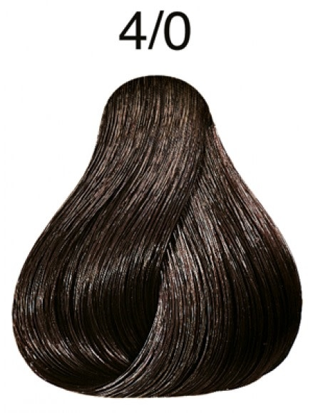Color Touch 4/0 Medium Brown/Natural Demi-Permanent Hair Colour 57g