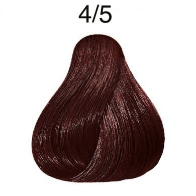 Color Touch 4/5 Medium Brown/Red Violet Demi-Permanent Hair Colour 57g