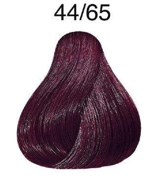 Color Touch 44/65 Intense Medium Brown/Red Violet Demi-Permanent Hair Colour 57g