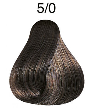 Color Touch 5/0 Light Brown/Natural Demi-Permanent Hair Colour 57g