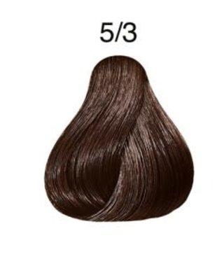 Color Touch 5/3 Light Brown/Gold Demi-Permanent Hair Colour 57g