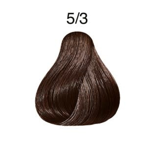 Color Touch 5/3 Light Brown/Gold Demi-Permanent Hair Colour 57g