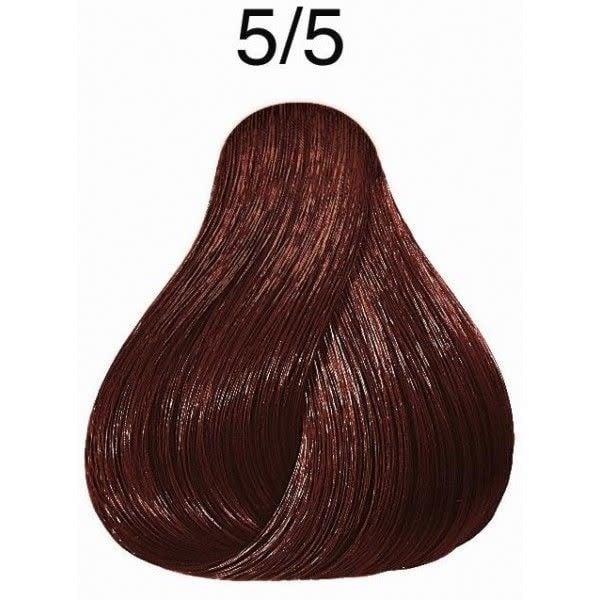 Color Touch 5/5 Light Brown/Red Violet Demi-Permanent Hair Colour 57g