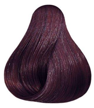 Color Touch 5/66 Light Brown/Intense Violet Demi-Permanent Hair Colour 57g